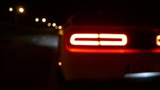 Dodge Challenger & Chevrolet Camaro - NOCNY TEST PL