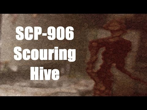 SCP-906 Scouring Hive | euclid | Hive mind / animal / predatory scp |