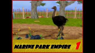 Marine Park Empire 1.  Začátky