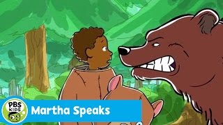 Martha Speaks: Marth Helps Carlos with Courage thumbnail