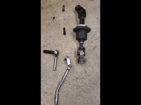 GM Chevrolet Cobalt / Pontiac G6 Intermediate Steering Shaft Removal Install Diy