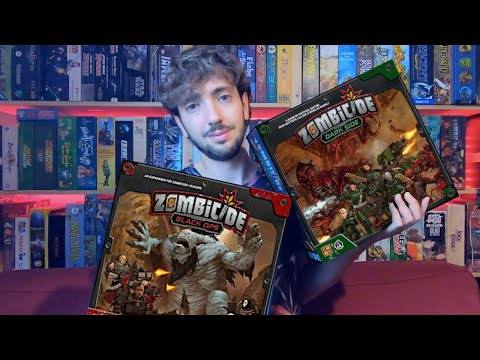 Le ESPANSIONI di Zombicide: Invader!
