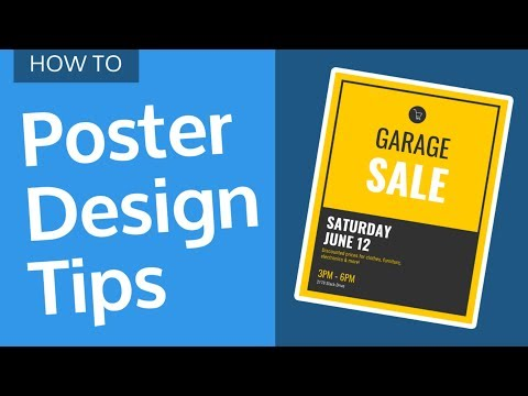 Poster Design Guide How To Make An Eye Catching Poster In 2020