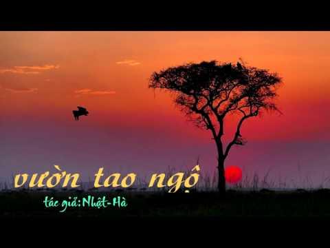 VƯỜN TAO NGỘ ⭐️Kieu Nguyen trân trọng mời hát⭐️