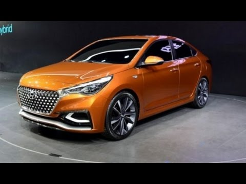 2018 Hyundai Accent Review and Specification - YouTube