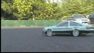 1 Day in the Life of a Drifter with the Toyota Corolla AE86 Drift Star Drift King MadSport