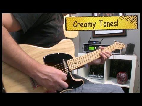 Creamy Tele Axe FX II Tone