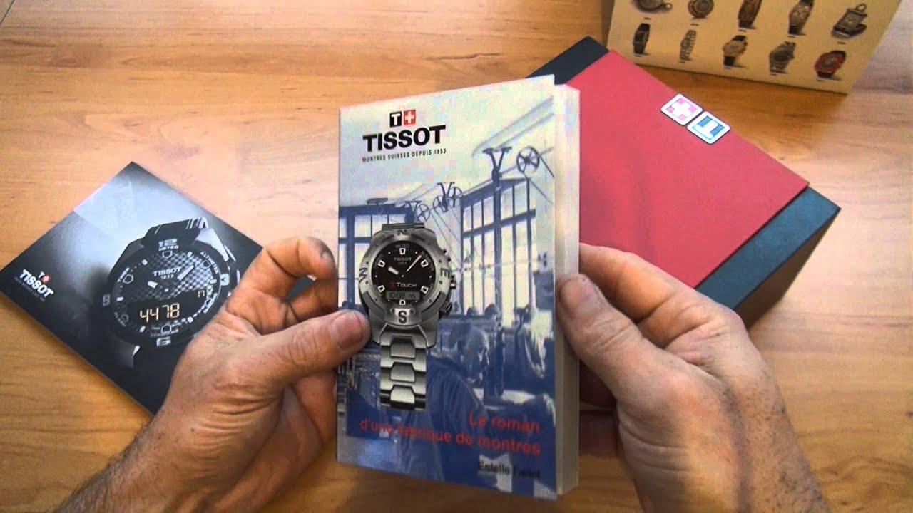 0622d00c9b7 Unboxing  Relógio Tissot Tradition Classic Chronograph Gold  T063.617.36.037.00(Original)