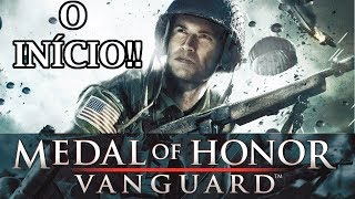 MEDAL of HONOR: VANGUARD - Fora do Alvo (Gameplay em Português PT-BR)