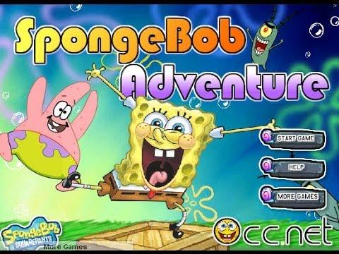 games permainan spongebob keren mirip permainan gta spombob youtube