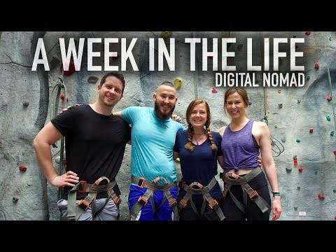 WHAT I DO IN A WEEK | Living In BANGKOK As A Digital Nomad
