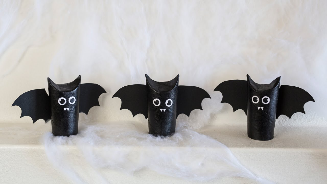 diy halloween bats by s strene grene youtube
