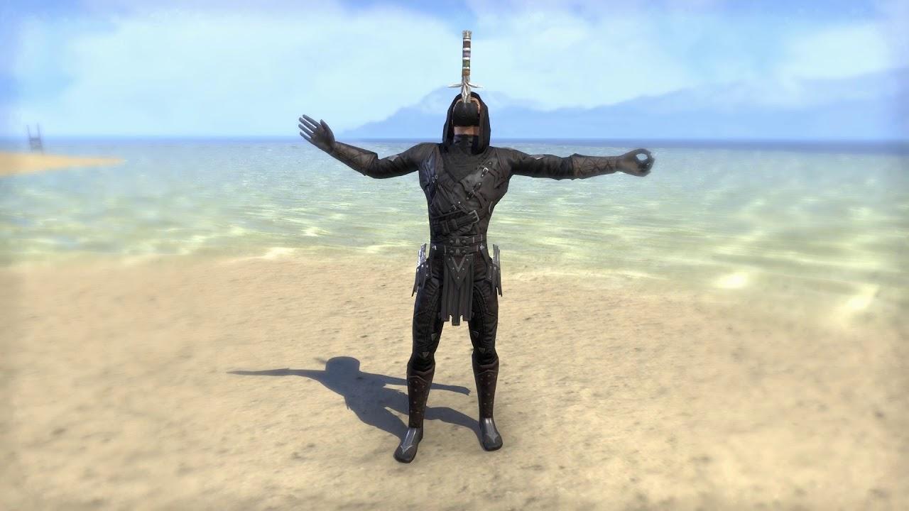 sword swallowers blade eso