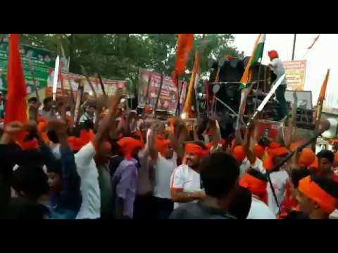 हिंदुस्तान में रहना होगा जय श्री राम कहना होगा