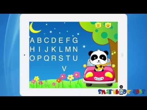 ABC Song ✿★My ABCs Alphabet learning app★✿ for toddlers kids ipad iphone android