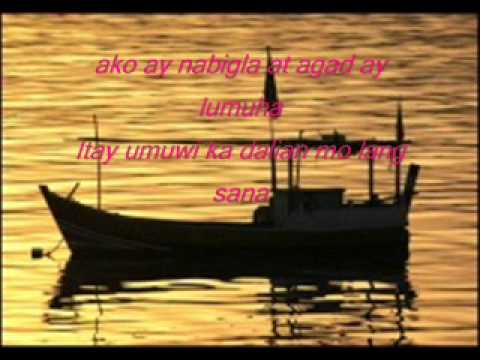 Roel Cortes-- NApakasakit kuya Eddie with lyrics