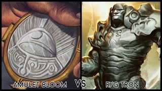 Modern Gauntlet of Greatness - Amulet Bloom vs. R/G Tron