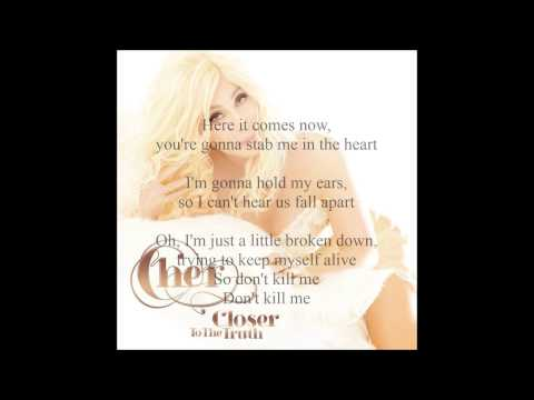 Cher - Lie To Me (With On Screen Lyrics)