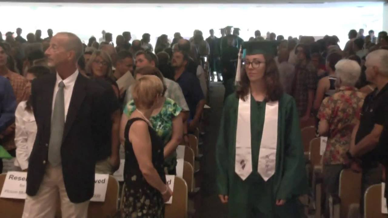 CCRS Graduation 6-24-16