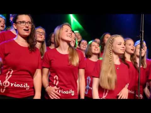 David Guetta - Titanium - A cappella - performed by Choriosity