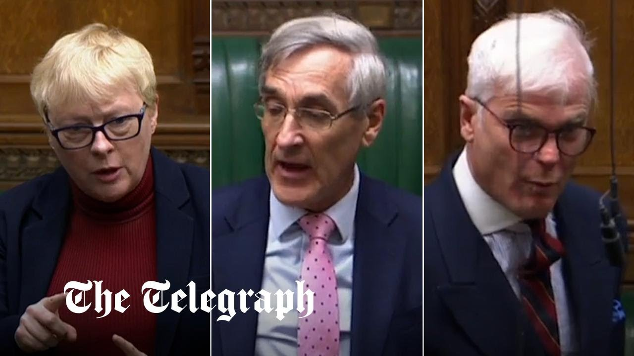 Download Ministers showing 'utter contempt' for Parliament over Budget briefings, claim MPs