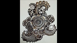Indian Henna Design Easy Mehndi Design On Paper Simple Easy Henna Youtube See more ideas about henna designs, henna, henna designs on paper. easy mehndi design on paper simple