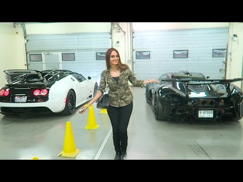 DUBAI'S MOST EXPENSIVE CARS RACING !!!