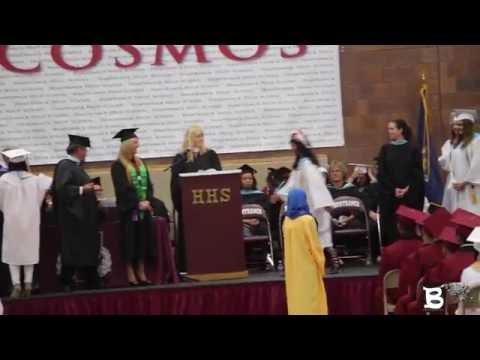 Hamtramck High School Graduation 2016