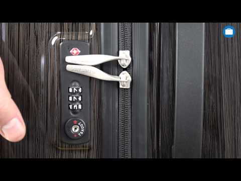 american tourister lock instructions