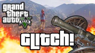 LAUNCH GLITCHES! (GTA 5 Funny Glitches)