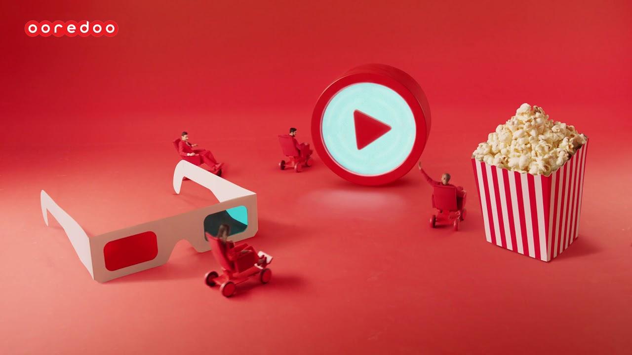 Ooredoo Video - عيش المعرفة و تعلم كل يوم حاجة جديدة