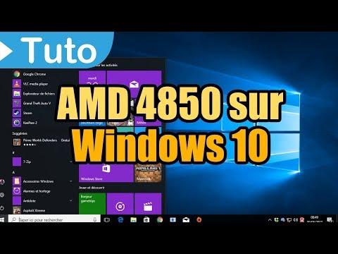 [TUTO] : Installer Une Carte Graphique ATI AMD 4850 Sur Windows 10