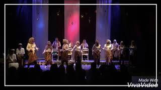 Pentas Musik PGSD UMT kelas B 2018 aransemen Ampar-ampar Pisang..