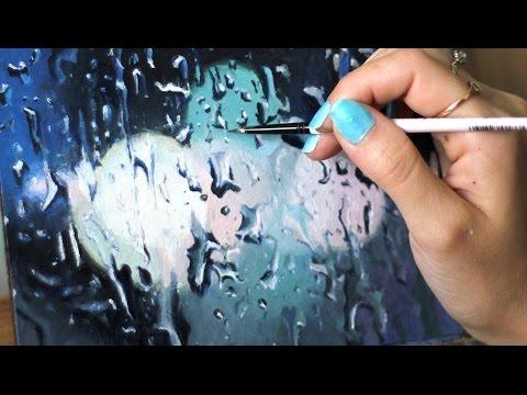 Painting the Rain