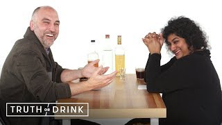 My Religious Leader and I Play a Game of Truth or Drink | Truth or Drink | Cut