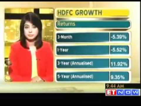 Mutual Fund of the week: HDFC Growth Fund