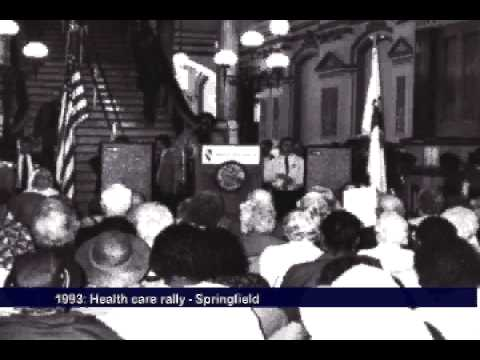 Campaign for Better Health Care 20th Anniversary Timeline Video