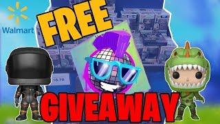 Fortnite Walmart Funko Haul & Free Fortnite Loot Giveaway!!