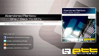 ETTR024 | Abandoned Rainbow - She (Original Mix)
