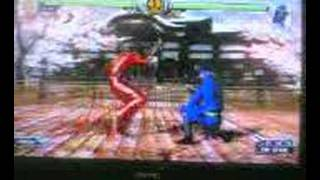 Gambar cover Virtua Fighter 5 - whole arcade mode on 1 life (PS3)