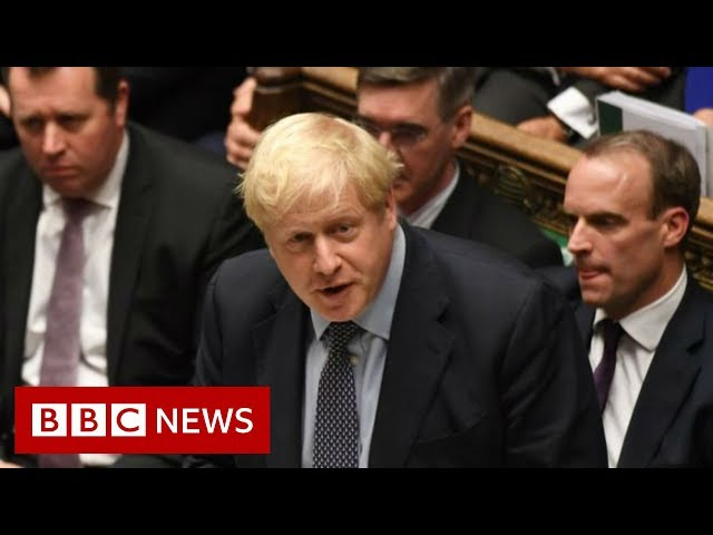 Brexit: PM sends EU unsigned request seeking Brexit delay - BBC News