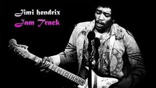 Jimi Hendrix - Foxy Lady (Guitar Backing Track)