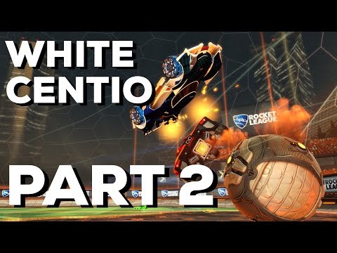 CENTIO AND ANIMUS WHITE Friday 2v2 [Part 2] | Rocket League