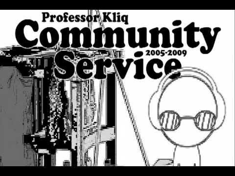 Professor Kliq - Surfs Up (Eat Shit)