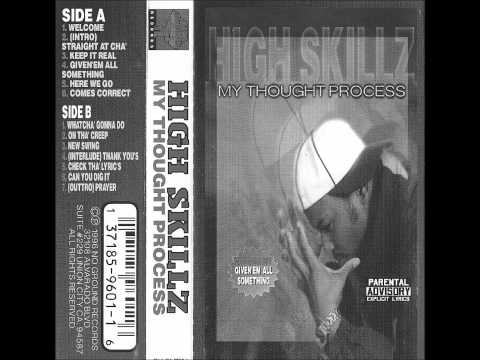 High Skillz - Keep It Real [1996][East Palo Alto,Ca][Tape Rip]