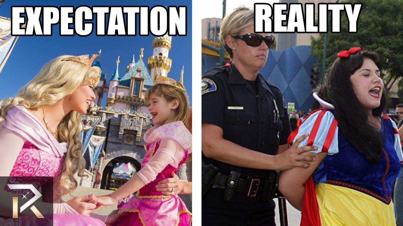 10 HIDDEN Secrets Disneyland Tried To Hide