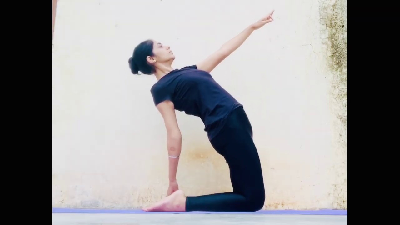 Ardha Ustrasana