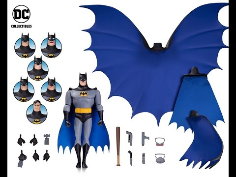 Batman The Animated Series Expressions Pack