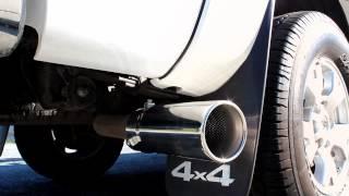 Toyota Tacoma Resonator Exhaust Tip Add-on
