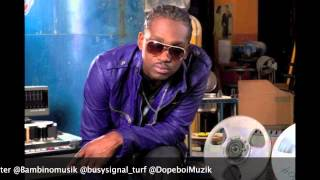 Busy Signal - Girls Tonight - Gyal Season Riddim - January 2013